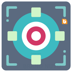 Image of a target, representing Retargeting concept